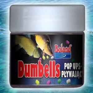 Pellet BOLAND Dumbells mix pływający 7mm 60g