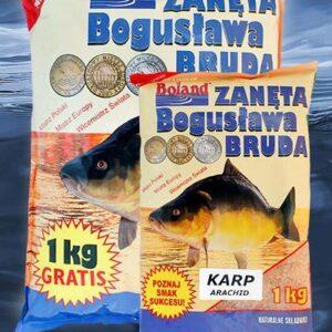 Zanęta BOLAND Popularna Karp Orzech Arachid 1 kg