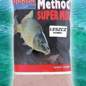 Zanęta BOLAND Super Mix Leszcz Karmel 1 kg