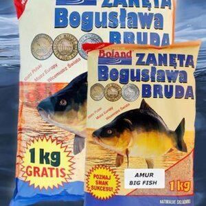 Zanęta BOLAND Popularna Amur Big Fish 3 kg