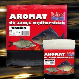Aromat do zanęt wędkarskich BOLAND Wanilia 200 g