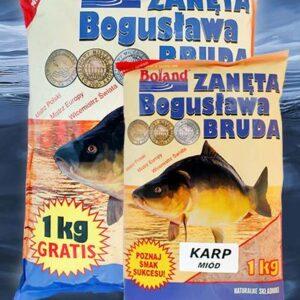 Zanęta BOLAND Popularna Karp Miód 1 kg