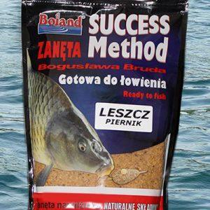 Zanęta BOLAND Success Method Leszcz Piernik 750g