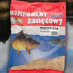 Komponent zanętowy BOLAND Makuch Kukurydziany nie mielony TTX 400 g