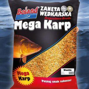 Zanęta BOLAND Mega Karp Wanilia 1 kg
