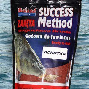Zanęta BOLAND Success Method Ochotka 750g