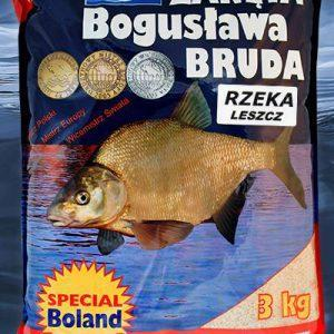 Zanęta BOLAND Special Rzeka Leszcz 3 kg