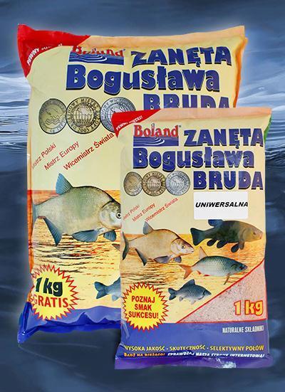 Zanęta-BOLAND-Uniwersalna-3kg