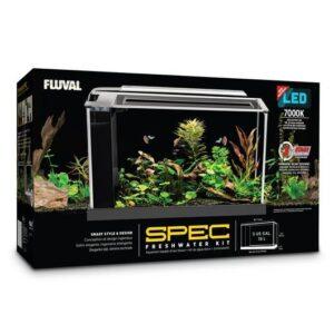 Akwarium FLUVAL SPEC 5 NANO 19 litrów czarne