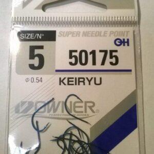 Haczyki Owner Keiryu 50175 rozm. 5/14szt.