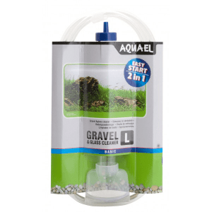 Odmulacz AQUAEL Gravel & Glass Cleaner L 330mm