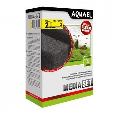 aquael-wklad-gąbkowy-fan-filter-3-plus