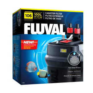 Filtr Kubełkowy FLUVAL 106