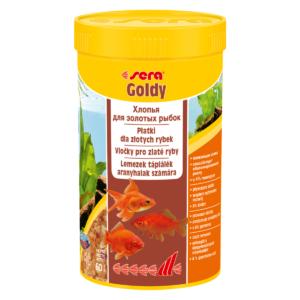Pokarm dla złotych rybek SERA Goldy 100 g