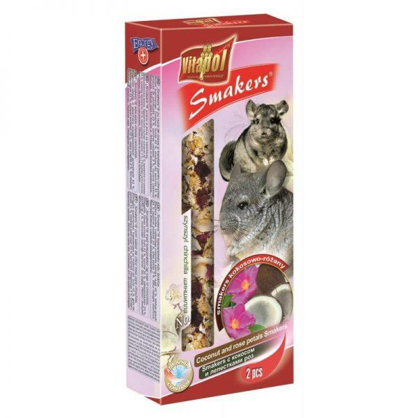 smakers-dla-szynszyli-kokosowo-różany