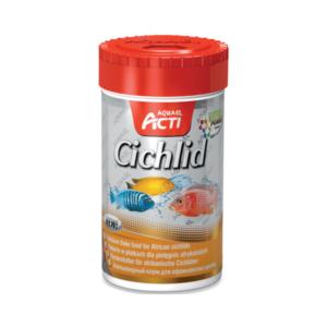 Pokarm dla pyszczaków AQUAEL ACTI Cichlid 17 g