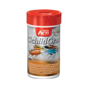 Pokarm dla pyszczaków AQUAEL ACTI Cichlidgran 480 g