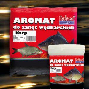 Aromat do zanęt wędkarskich BOLAND Karp 200 g
