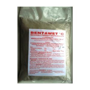 Preparat na biegunkę krów i cieląt BENTAWET C 1 kg