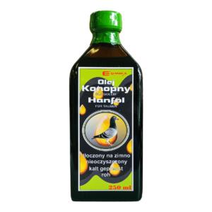 Olej konopny dla gołębi COLUMBEX 250 ml
