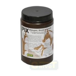 Dziegieć, smoła drzewna- GALVET Pix 1 kg