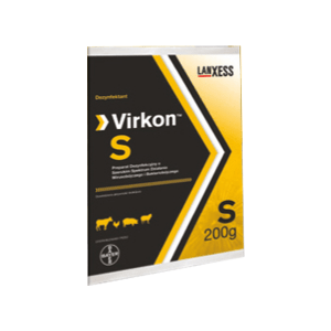 Preparat dezynfekcyjny LANXESS Virkon S 200 g