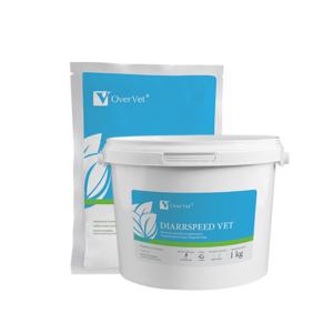 Preparat przeciwbiegunkowy dla cieląt i prosiąt OVER VET DiarrSpeed Vet 1 kg
