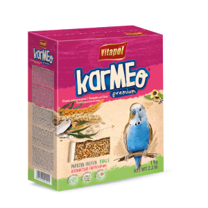 Karma dla papug falistych VITAPOL 1000g