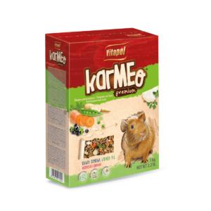 Karma pełnoporcjowa dla cavi domowej VITAPOL 1000g