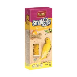 Kolba dla kanarka VITAPOL SMAKERS  jajeczny 2szt