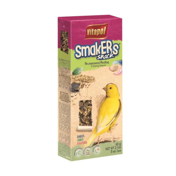 smakers-dla-kanarka-na -pierzenie się