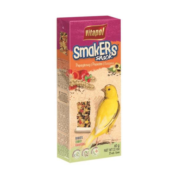 smakers-dla-kanarka-paprykowy
