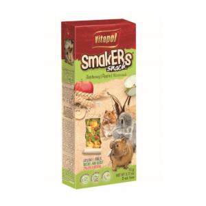 Kolba dla gryzoni i królika VITAPOL Smakers jabłkowy 2szt
