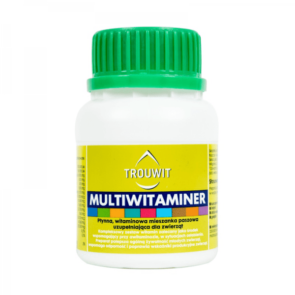 trouwit-multiwitaminer-100