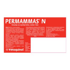 Emulsja na wymię Permammas N 250 ml