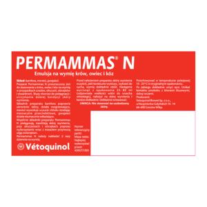Emulsja na wymię Permammas N 1000 ml