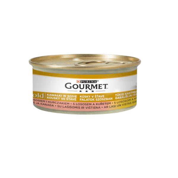 Purina-gourmet-kurczak-łosoś-w-sosie-milavet