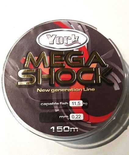 Żyłka mega shock 11.5kg