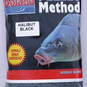 Pellet Method BOLAND Halibut Black 2mm
