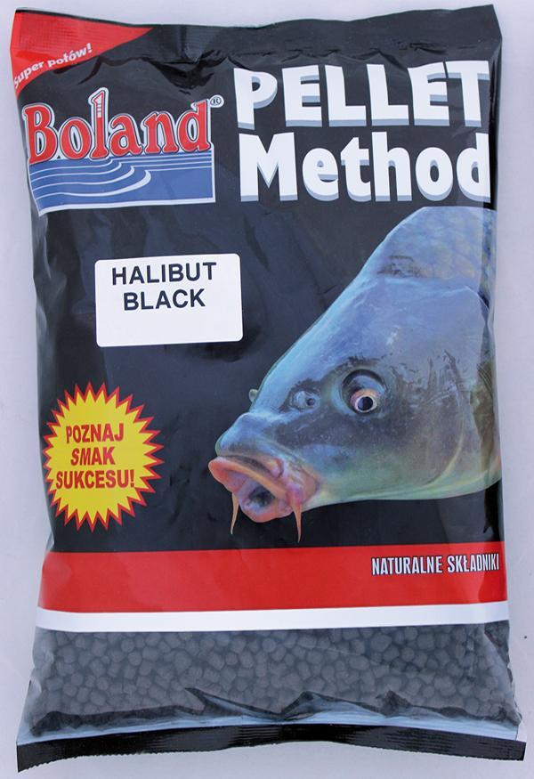 Pellet-Halibut-Black