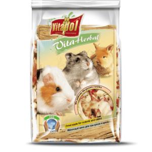 Mix suszonych jabłuszek VITAPOL Vita Herbal 100g
