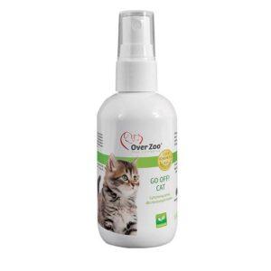 Spray dla niesfornych kotów OVER ZOO 100ml