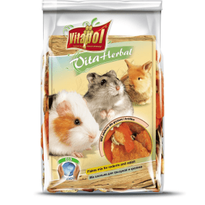 Mix płatków warzywnych VITAPOL Vita Herbal dla gryzoni i królika 150g