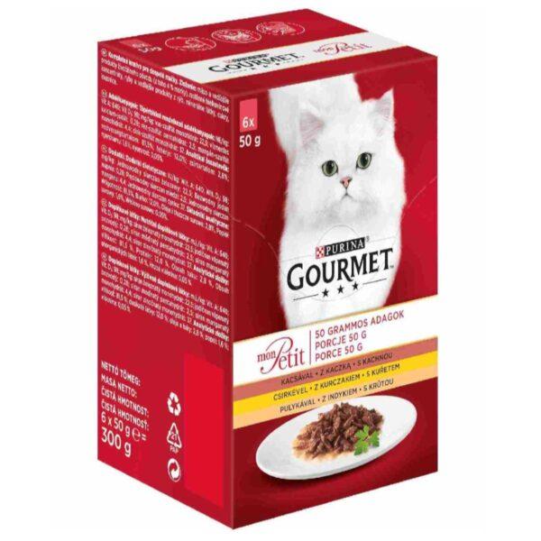 mon-petit-mix drobiowy-gourmet-purina-milavet