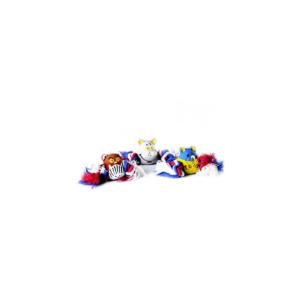 Mini zabawka ze sznurem dla psa DINGO
