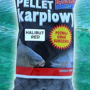 Pellet BOLAND Halibut Red 8 mm
