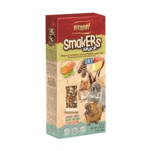 Kolba dla gryzoni i królików VITAPOL Smakers warzywny/świętojański/ owocowy 3szt
