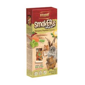 Kolba dla gryzoni i królików VITAPOL SMAKERS warzywny 2szt