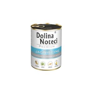 Karma mokra dla psa DOLINA NOTECI Premium bogata w jagnięcinę 800 g