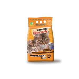 Żwirek dla kota SUPER BENEK Uniwersalny 10L